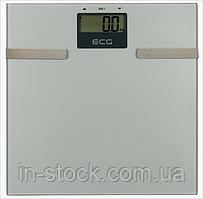 Весы бытовые фитнес 5 в 1 ECG OV 126 Glass 150 кг.