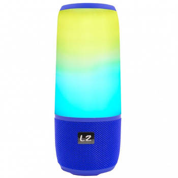 Портативная Bluetooth колонка LZ Pulse P3 Blue (2952-8360a)