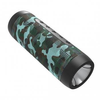 Портативная беспроводная колонка ZEALOT S22 Camouflage (3944-11838a)