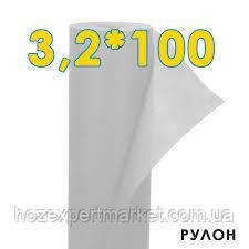 АГРОВОЛОКНО, ПЛОТНОСТЬ 42Г/М2 3.2Х100М,В РУЛОНАХ И НА МЕТРАЖ (Белое),СПАНБОНД, фото 2