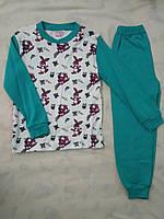 Пижама детская на девочку 6 и 7 лет., фото 1