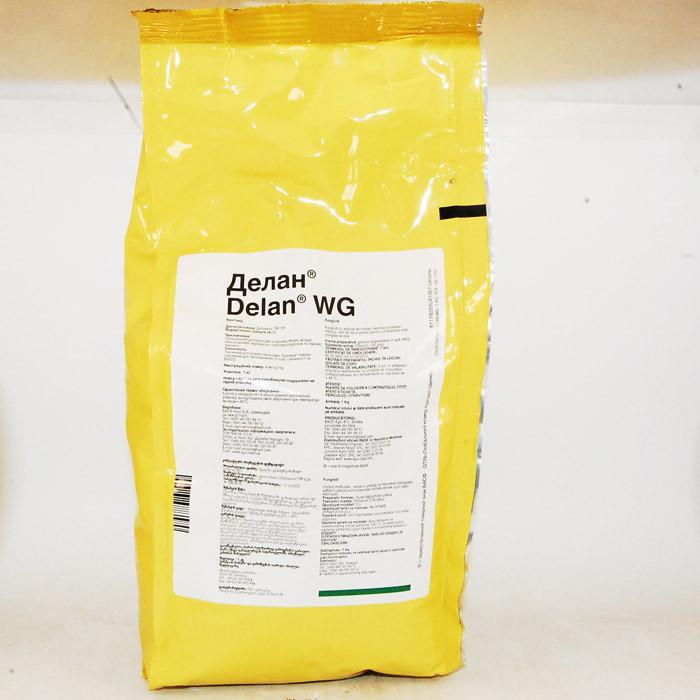 Системный фунгицид Делан 1 кг, BASF, Германия