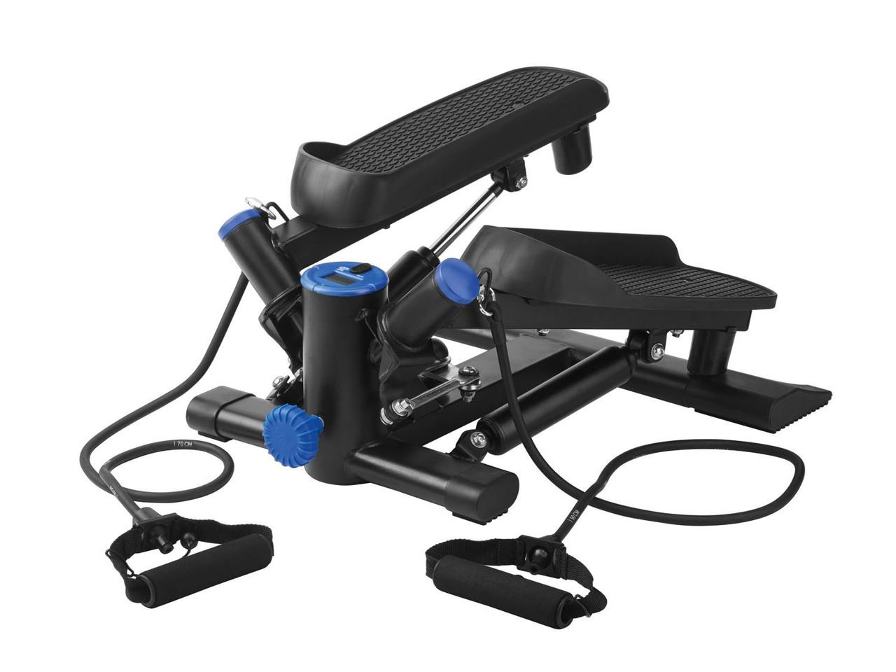 Тренажер CRIVIT Swing Stepper с ЖК-дисплеем 100274461