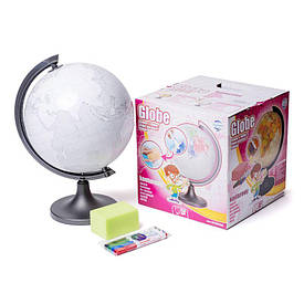 Глобус контурний 250 мм BST 540217