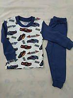 Пижама детская на мальчика 1- 4 года., фото 1