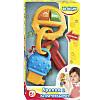 Развивающая игрушка BeBeLino Брелок с ключиками желтый (57049-3)