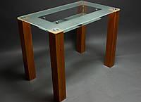 Стол обеденный из стекла модель СК-3