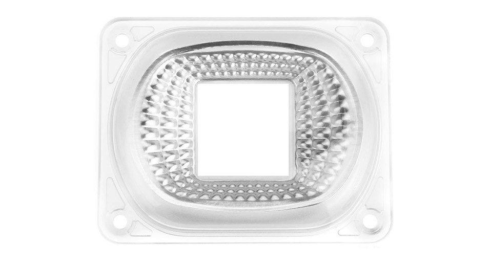 Линза для светодиода 40*62mm 10-50W 120°  LED Lens