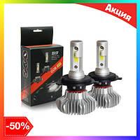 Автолампа, светодиодные автолампы лед h4 12v, для автомобиля,LED лампы для авто S9 H4