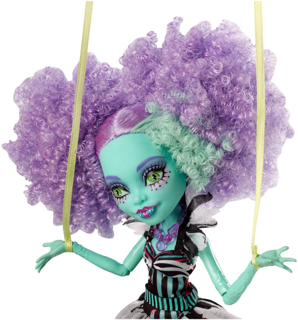 Кукла monster high Хани Свамп Фрик ду Чик Монстер Хай