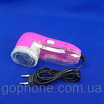 Машинка для снятия катышек на одежде и мебели GM 216, фото 3