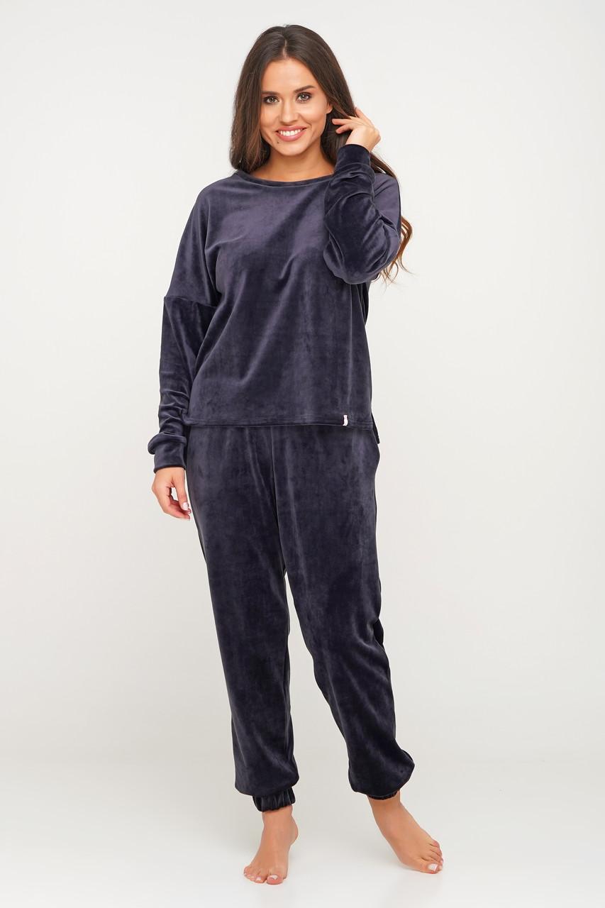 Плюшевый  костюм штаны и кофта  TM Orli