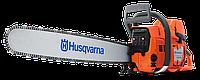 Бензопила Husqvarna 395 (шина 45 см, 4.9 кВт) Цепная пила Хускварна 395 Мотопила цепна, фото 1