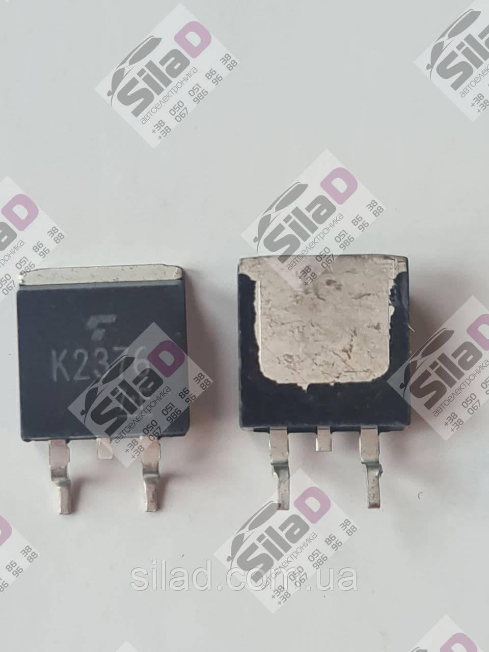 Транзистор 2SK2376 K2376 Toshiba корпус ТО-263