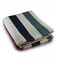 Электропростынь Electric Blanket 150 x 160 см полоска
