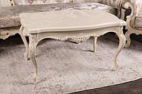 Журнальный столик Бристоль Барокко стиль из дерева, фото 1