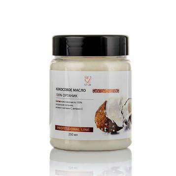 Кокосовое масло 100% органик - 250 мл, тм Elit-Lab