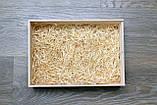 Набор для кухни. Деревянный блокнот, дубовая досточка, фартук и лопатка. (A001001), фото 6