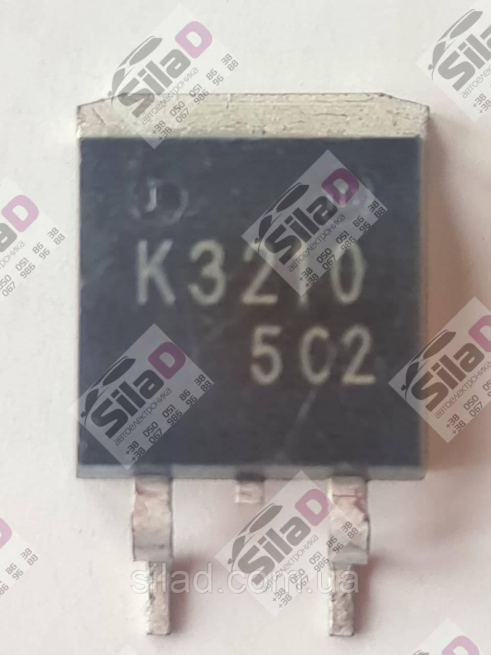 Транзистор 2SK3210 K3210 Renesas корпус TO263