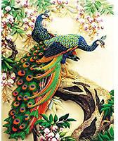 Картина по номерам 40х50 см DIY Павлин (NX 9530)