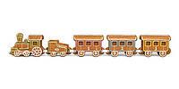 Пряничный поезд DELICIA KIDS, набор формочек