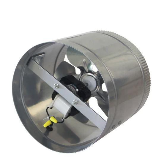 Осевой канальный вентилятор Турбовент WB-V 250(ВКО-250)
