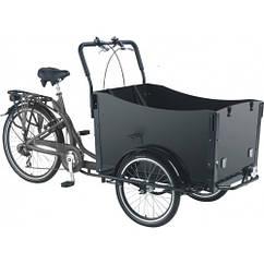 Велосипед Vega Riksha-1 (Black)  Shimano