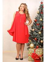 Женское платье нарядное больших размеров