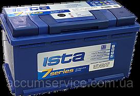 Акумулятор IСТА 7 SERIES 6СТ - 100 А2 Евро