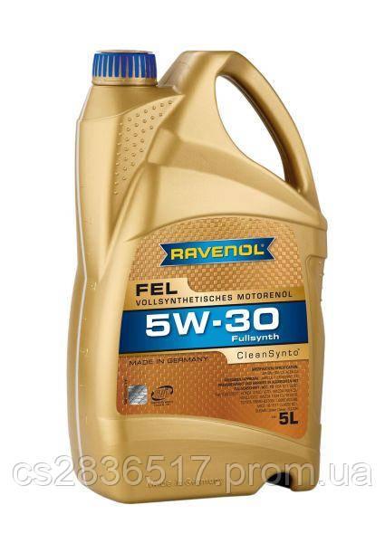 Моторное масло RAVENOL FEL 5W-30 5л