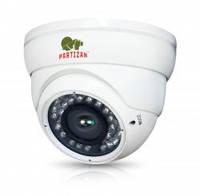 AHD Видеокамера купольная варифокальная с ИК PARTIZAN CDM-VF37H-IR FullHD v3.2