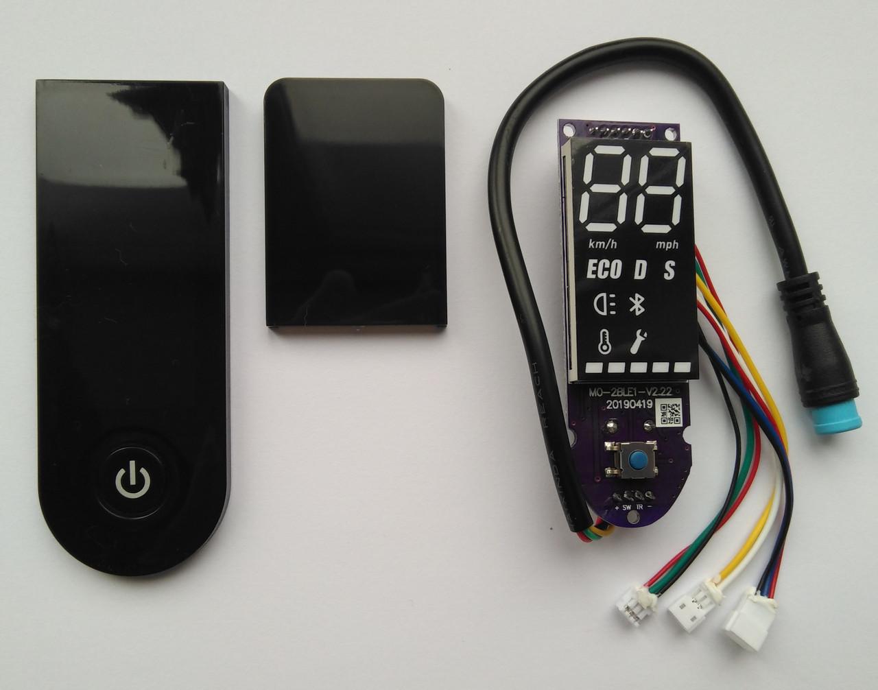 Плата панелі індикації + кришка для електросамоката Xiaomi M365PRO