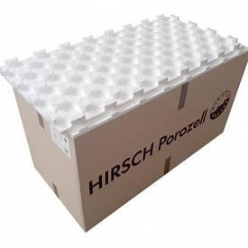 Профільовані панелі з пінополістиролу Hirsch (Хирш) для облаштування теплих водяних підлог