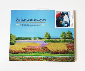 Картины по номерам 40х50 см. DIY