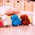 Интерактивная игрушка Jiggly Pup - Озорной щенок (голубой) JP001-WB-B, фото 2