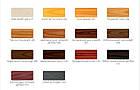 Импрегнат декоративная защита древесины V06 Vidaron америк КРАСНОЕ ДЕРЕВО 2.5 л, фото 3
