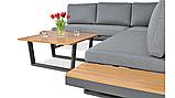 Комплект для тераси MILANO  CAFFE  248х248х72 grey, фото 3