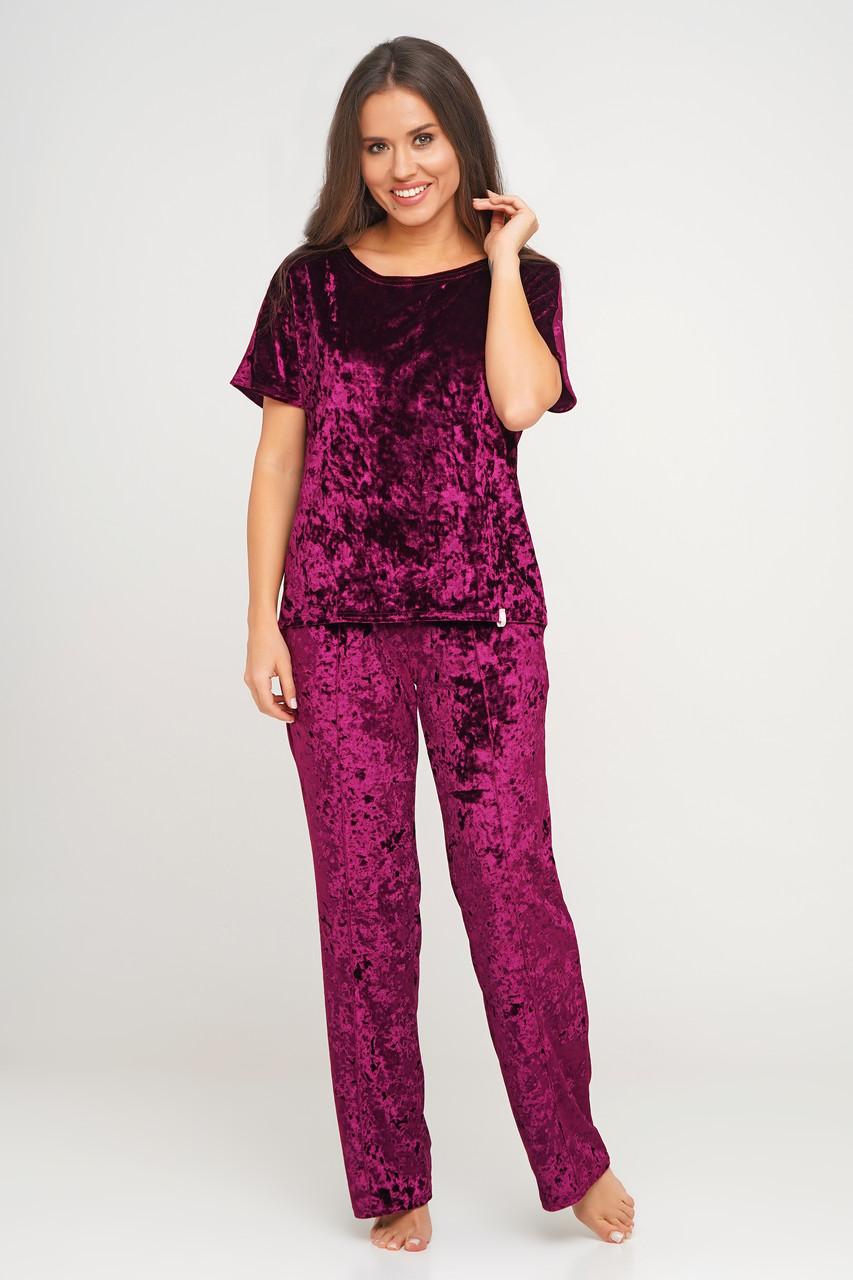 Женский  костюм тройка шорты, штаны и футболка TM Orli