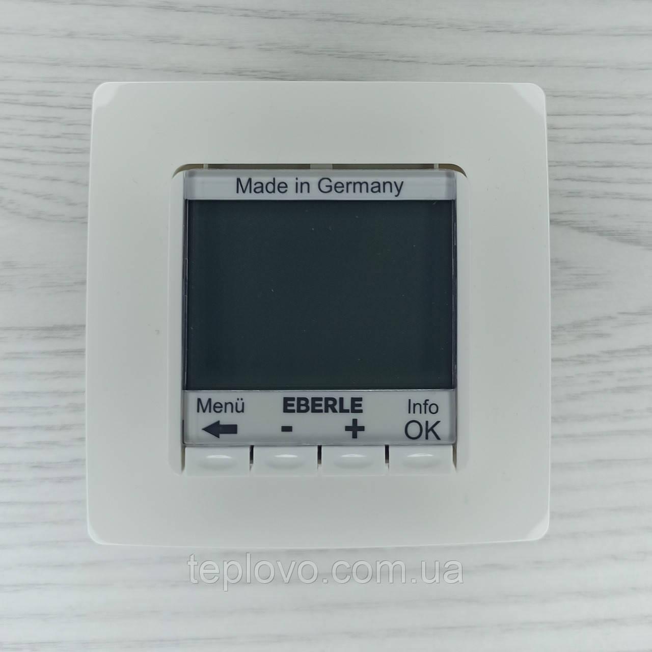 Терморегулятор программируемый Eberle FIT 3F (Германия) для теплого пола