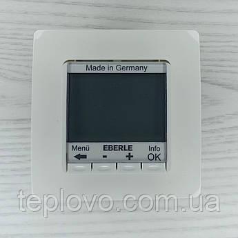 Терморегулятор программируемый Eberle FIT 3F (Германия), программатор для теплого пола