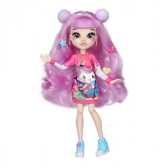 Игровой набор с куклой Failfix - Кьюти Каваи 12801