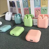 Bluetooth наушники с микрофоном inPods i12 TWS ОПТ/Дроп/Розница Гарантия