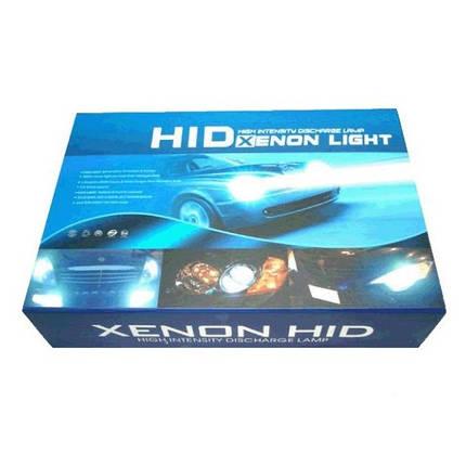 Комплект ксенона HID H27 6000K, фото 2