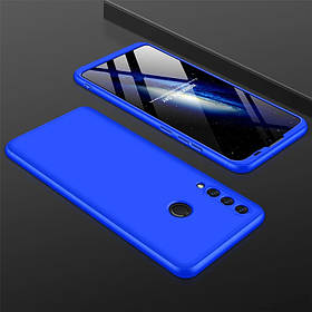 Чехол Fullcover 4D для Huawei Honor 20 Lite