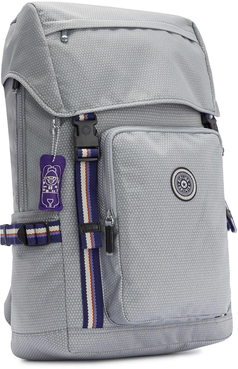 Рюкзак городской Kipling Boost It 20,5л серый