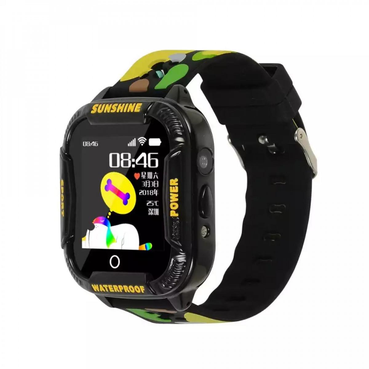 Детские часы Smart Baby watch T39 SIM +Wifi +GPS