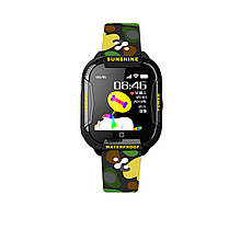 Детские часы Smart Baby watch T39 SIM +Wifi +GPS, фото 3