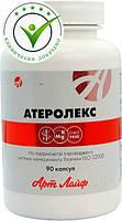 Атеролекс биокомплекс для профилактики атеросклероза, сердечной недостаточности, гипертонической болезни.