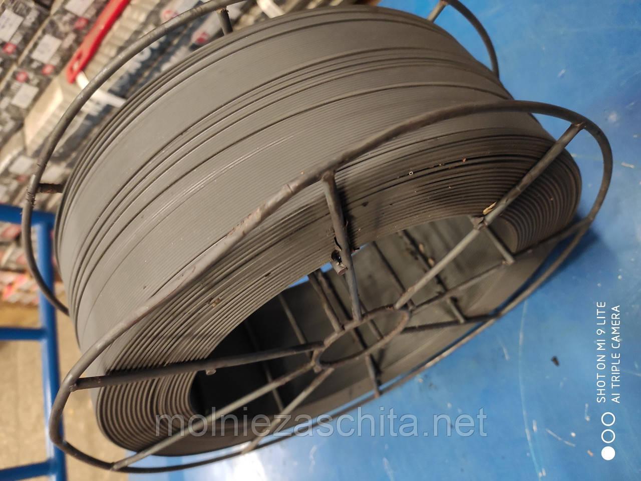 Дріт сталевий термічно оброблений 1,2 мм (бухта -18 кг)
