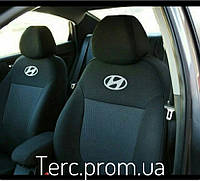 Чехлы на сидения Hyundai Tucson Hyundai Sonata Туксон Соната.